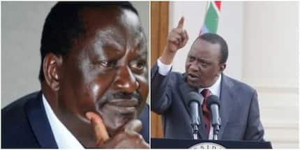 I have been offered KSh 25 billion to retire,Jubilee is watching our every move- Raila