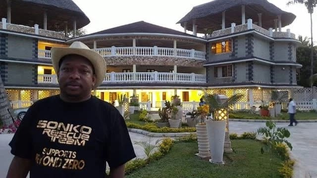Governor Sonko moves office to Machakos home from Nairobi for fear someone wants him dead