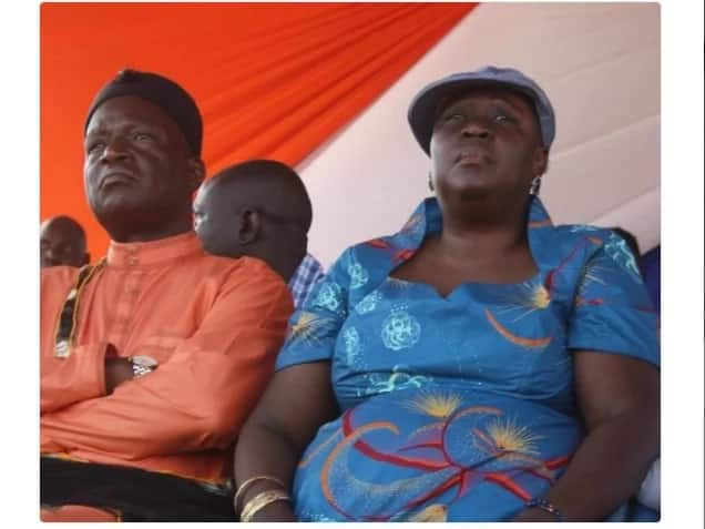 Arrest warrant issued against Raila's sister