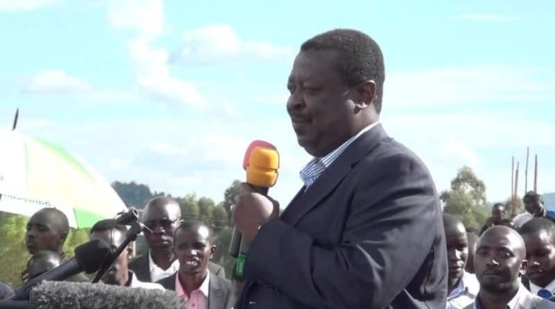 Absence of violence does not mean there is no Opposition - Musalia Mudavadi