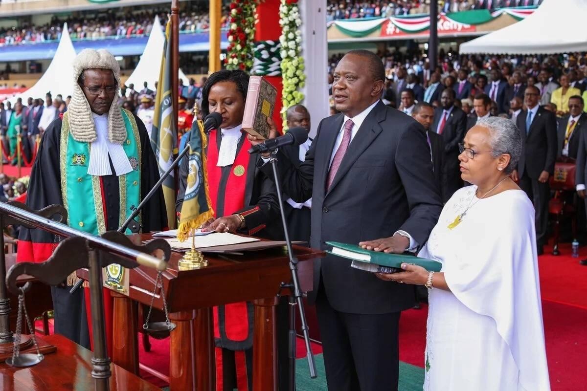 I ask every Kenyan to reject the politics of division - Uhuru Kenyatta