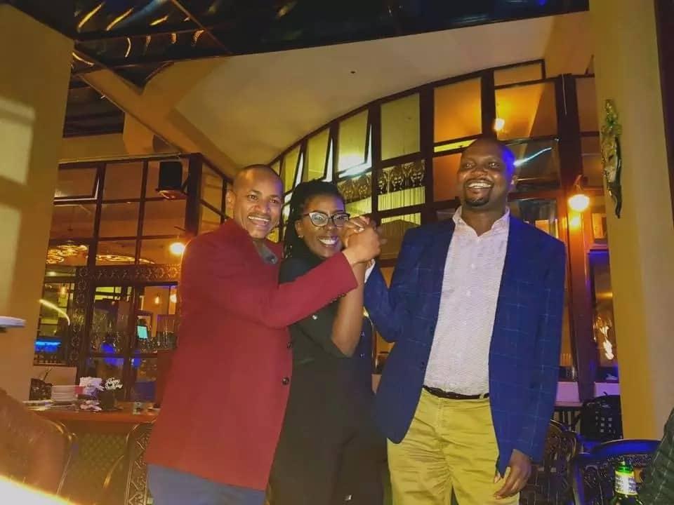 Wakenya waelezea hisia tofauti Moses Kuria na Babu Owino kukutana