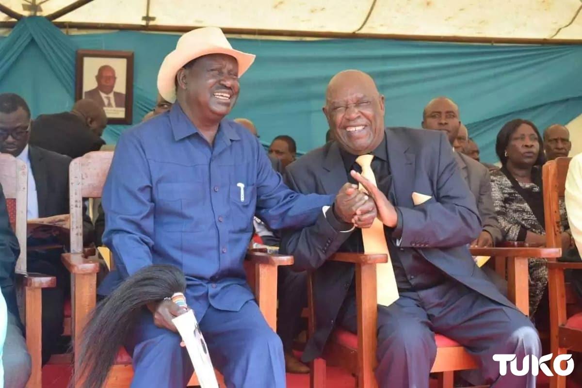 Raila atangaza mpango wa kuwa na wiki ya kufanya kampeni dhidi ya ufisadi