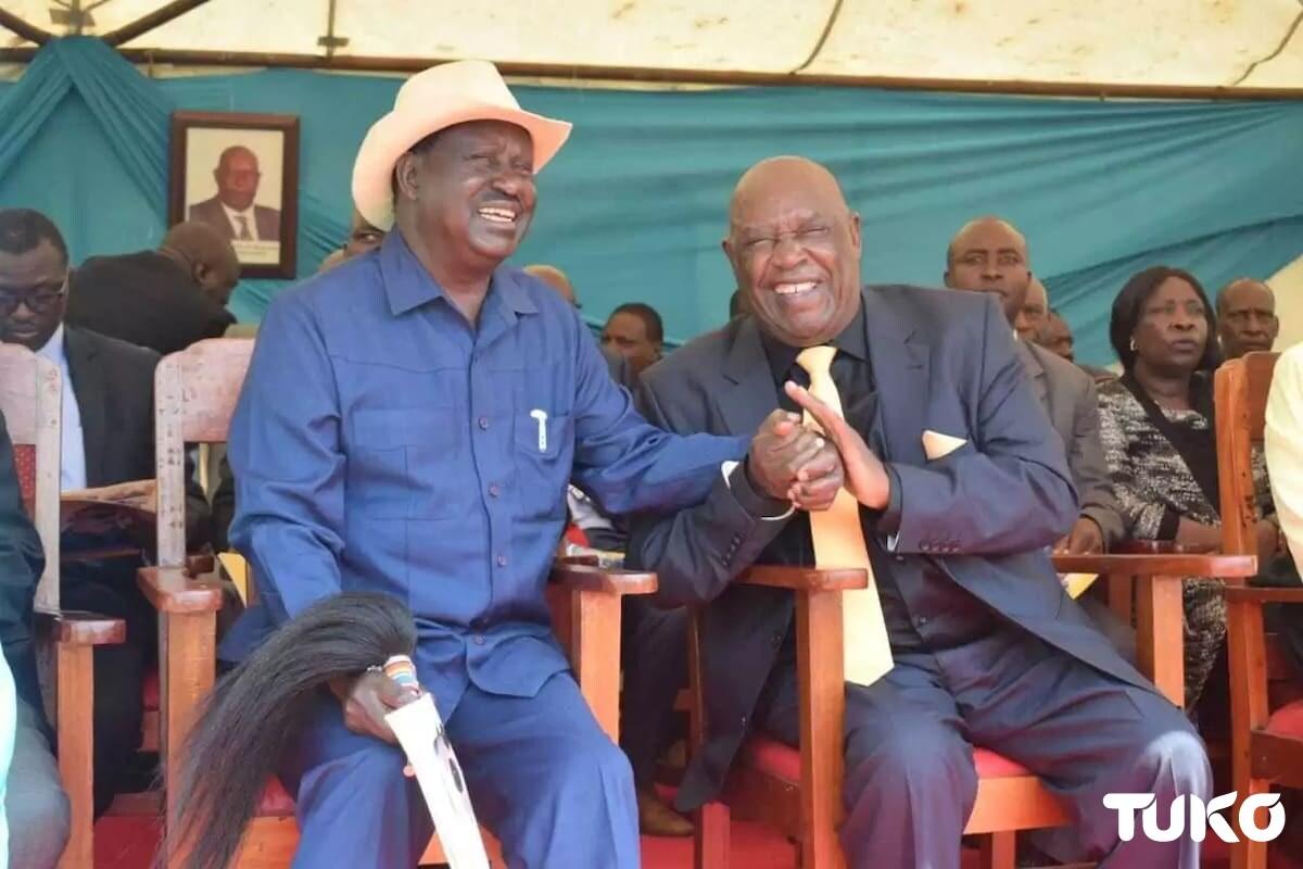 Raila announces planned anti-corruption week, product of handshake with Uhuru