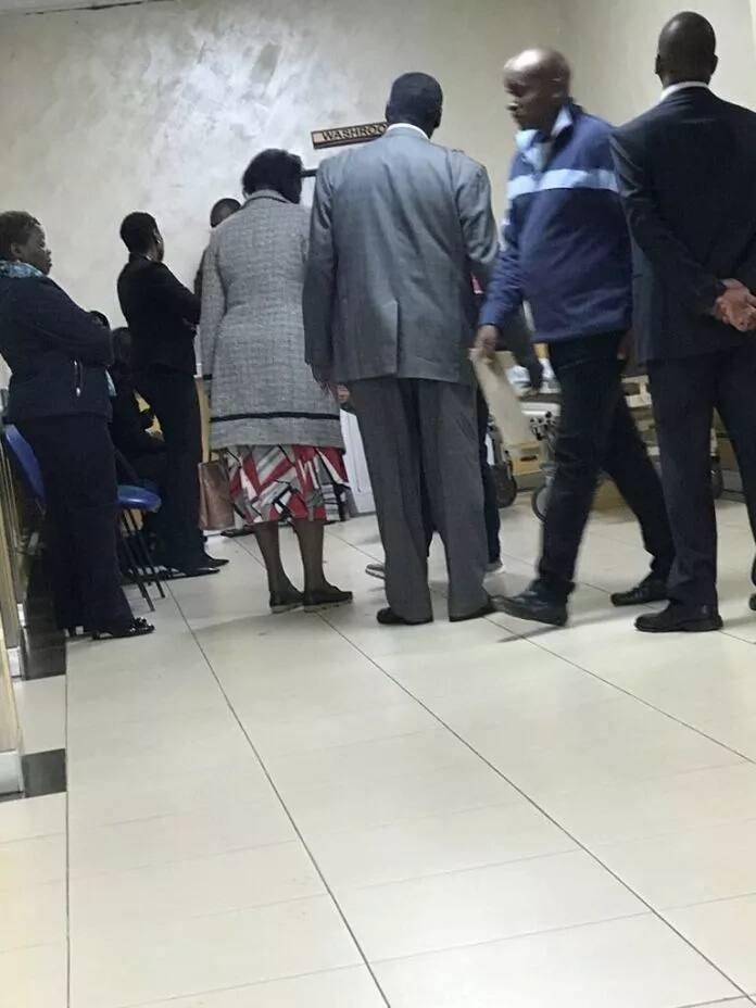 Uhuru Kenyatta aomboleza baada ya kufiwa na mmoja wa jamaa zake wa karibu