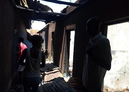 Sponsor sets house on fire after busting lover with another man in Mombasa