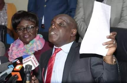 NLC boss says part of Mama Ngina Waterfront project launched by Uhuru sits on stolen land