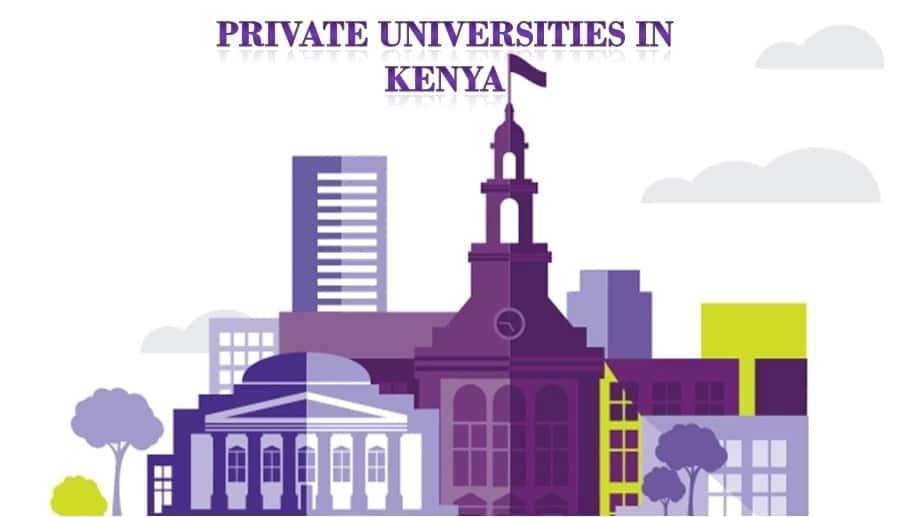 best private universities in kenya