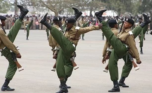 Audit report reveals Ksh175 million disappeared in a poorly orchestrated police shoes scam