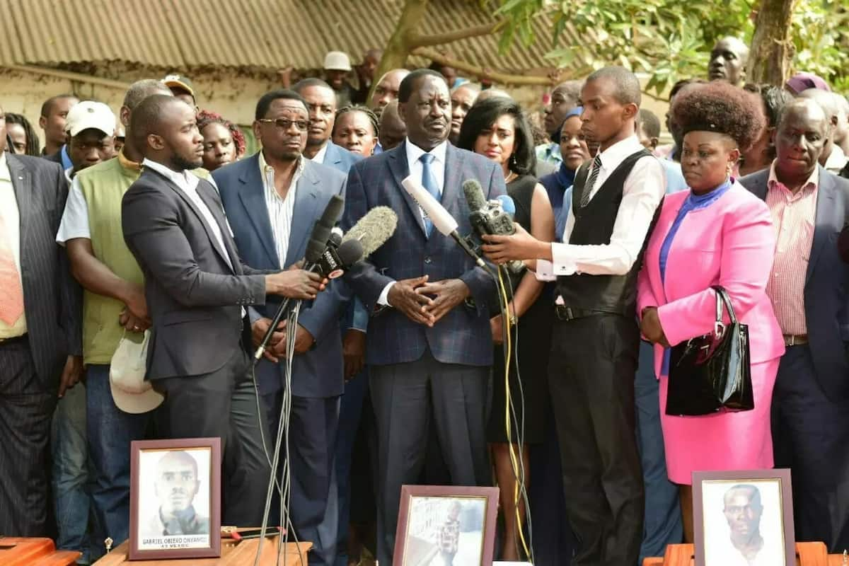 NASA denies soliciting for venues for Raila Odinga's swearing-in ceremony