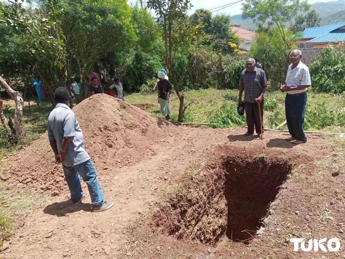 Burial aborts in Muranga following family disagreement over land