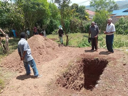 Land dispute forces burial of 69-year-old Murang'a woman to abort