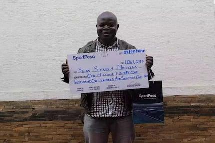 Kenyan Bonus Winner To Name Child After Lillestrom Striker Olsen