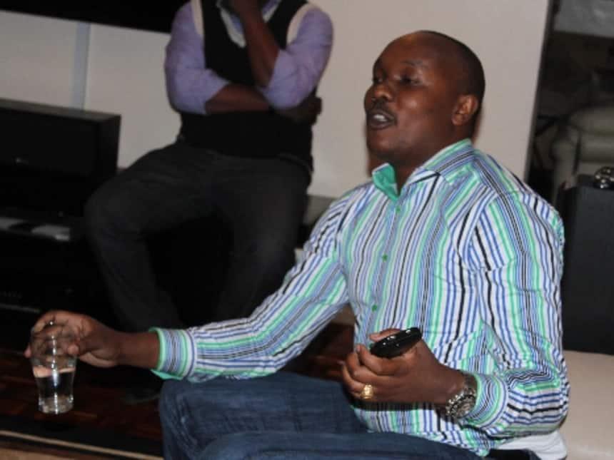 Who is Linda Ogutu husband