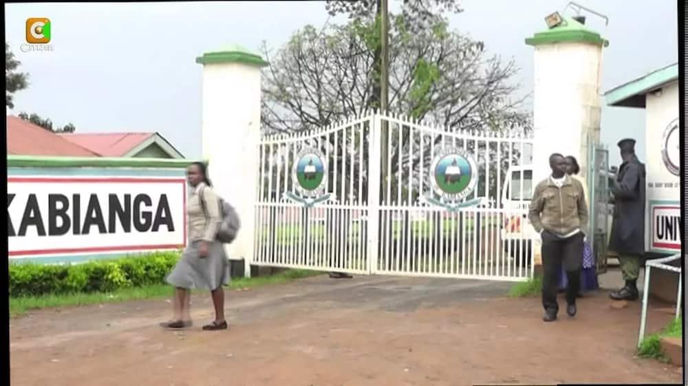 University of Kabianga admission
