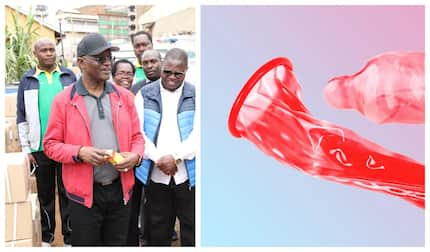 Kisii governor calls for mass condom supply in county as shortage bites