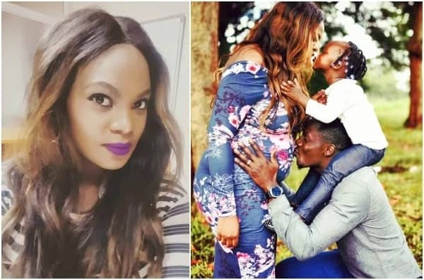 Mtangazaji wa Ebru TV, Monique Bett anatarajia kujifungua mwanawe wa pili