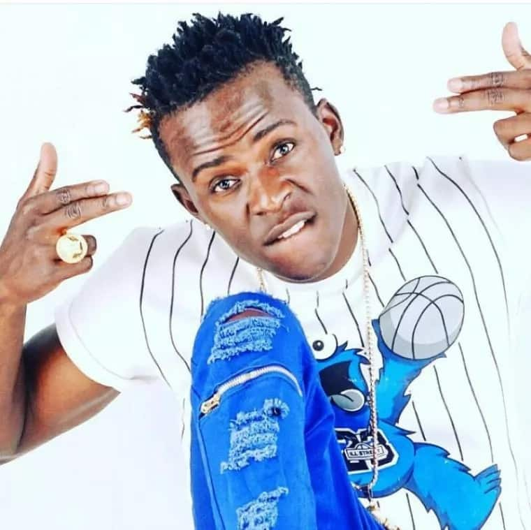 After introducing his prayer partner, Willy Paul now introduces his HOT 'Business Partner' (Photo)