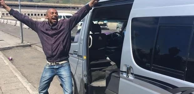 He has been dancing for commuters for seven years. Photo: News24