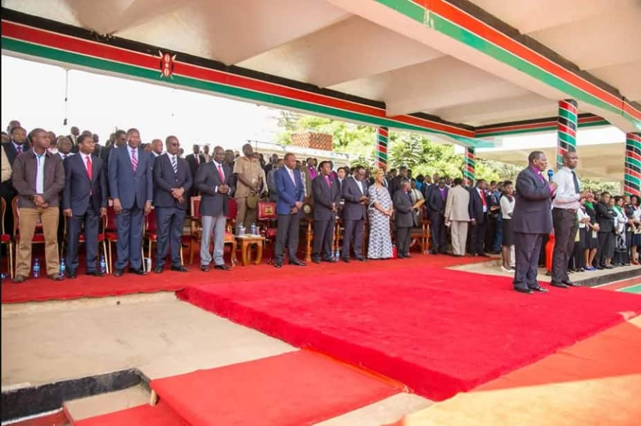 Will NASA leaders be allowed at Nkaissery's funeral? TUKO.co.ke has the details