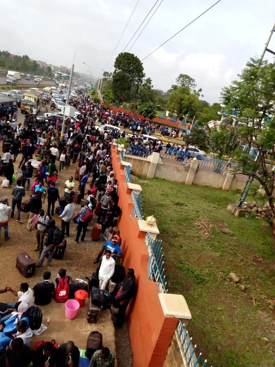Kenyatta University closed indefinitely