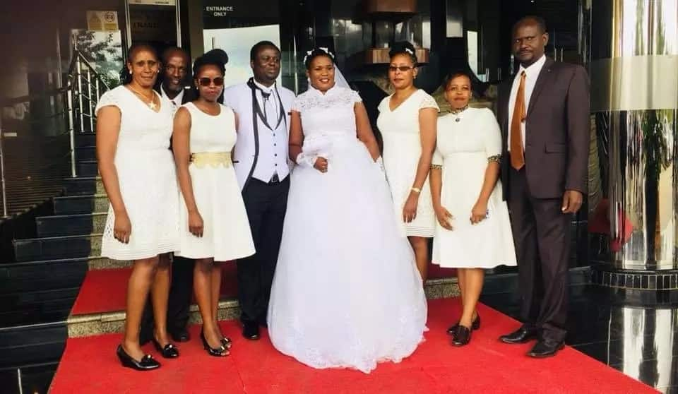 Jubilee woman rep weds longtime musician boyfriend she once gifted Range Rover