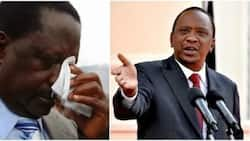 Kenyans decide who should retire between Uhuru Kenyatta and Raila Odinga