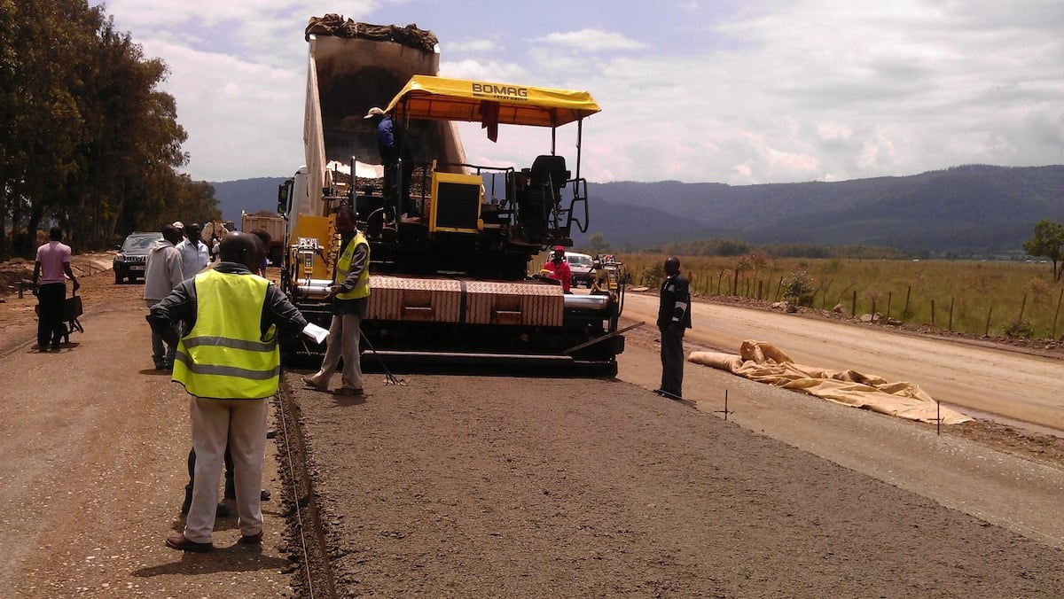 Road construction companies in Kenya List of road construction companies in Kenya International road construction companies in Kenya