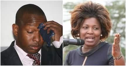 Sitaki kuwa naibu wa gavana wa Nairobi – Rachel Shebesh