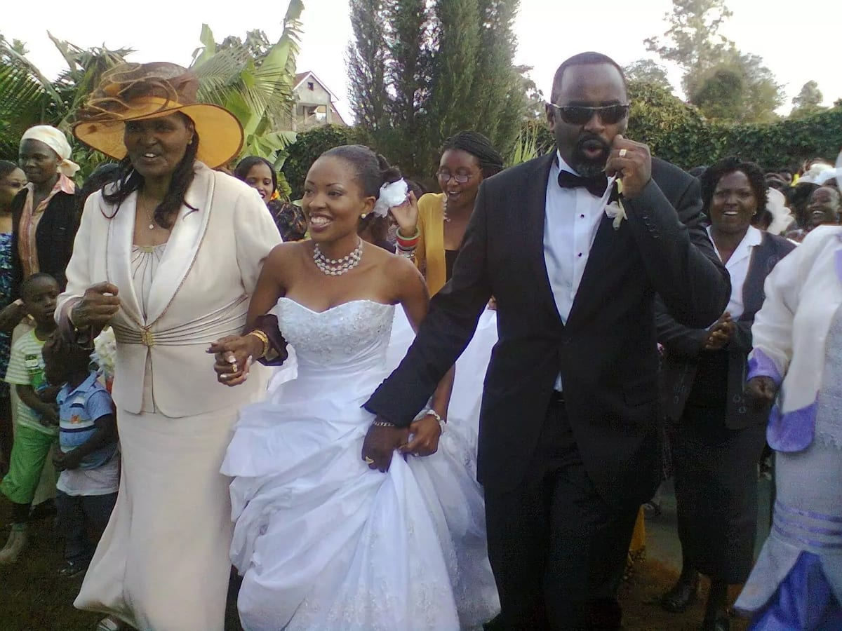 Kambua wedding photos, video and full story