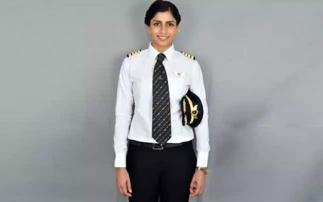 Woman whose dream to become pilot was laughed at is now world's youngest female to fly Boeing 777