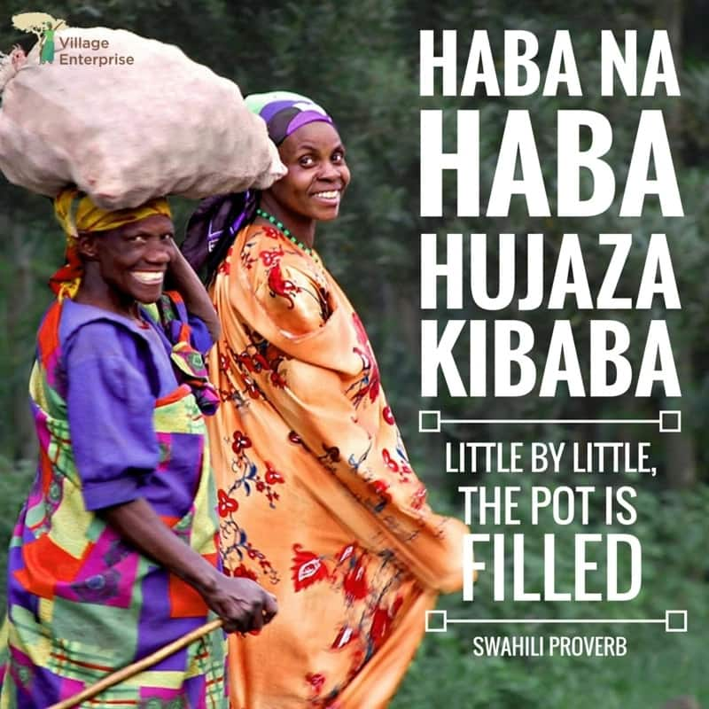 25 most beautiful swahili words & phrases