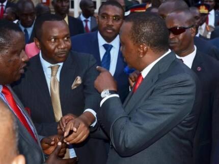 Huyu ndiye atakayempiga TEKE Kidero Kaunti ya Nairobi?