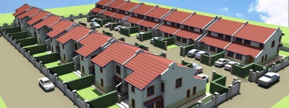 Simple house designs in Kenya