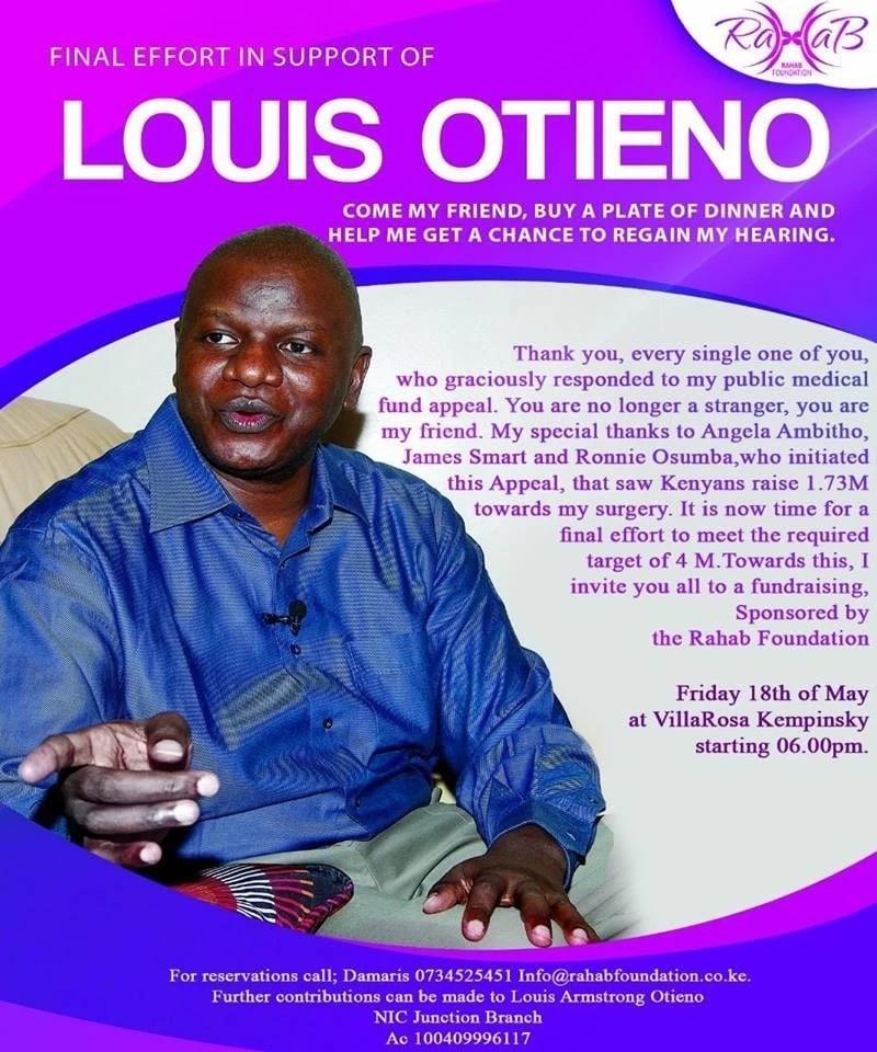 Louis Otieno.