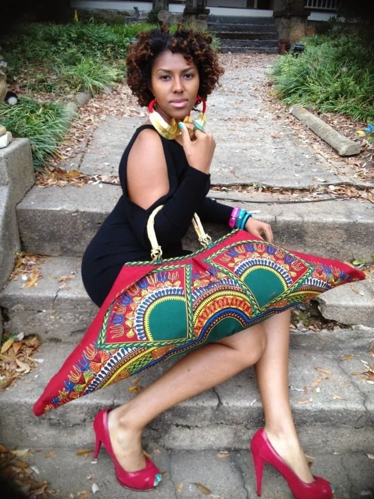 African women kitenge dress designs