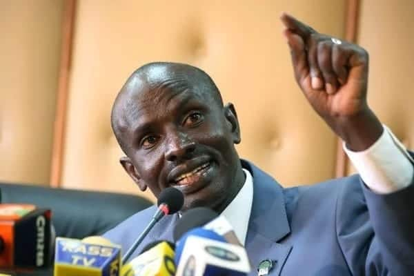 Nominated MP Wilson Sossion kicked out of Trade Unions Congress of Kenya