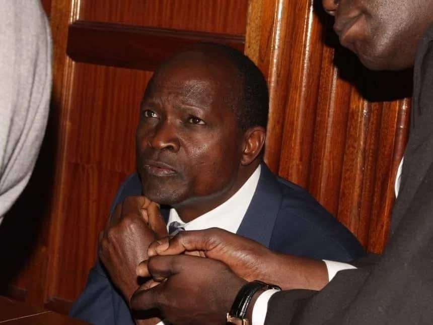 Migori governor to remain remanded for 12 more days