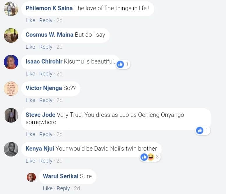 Moral police Ezekiel Mutua says he would have been a Luo, some Kenyans agree with him