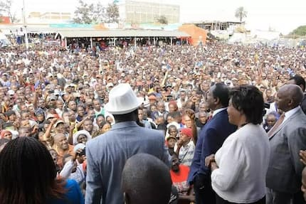 Raila must be on the ballot one more time in 2022 - ODM governor insists