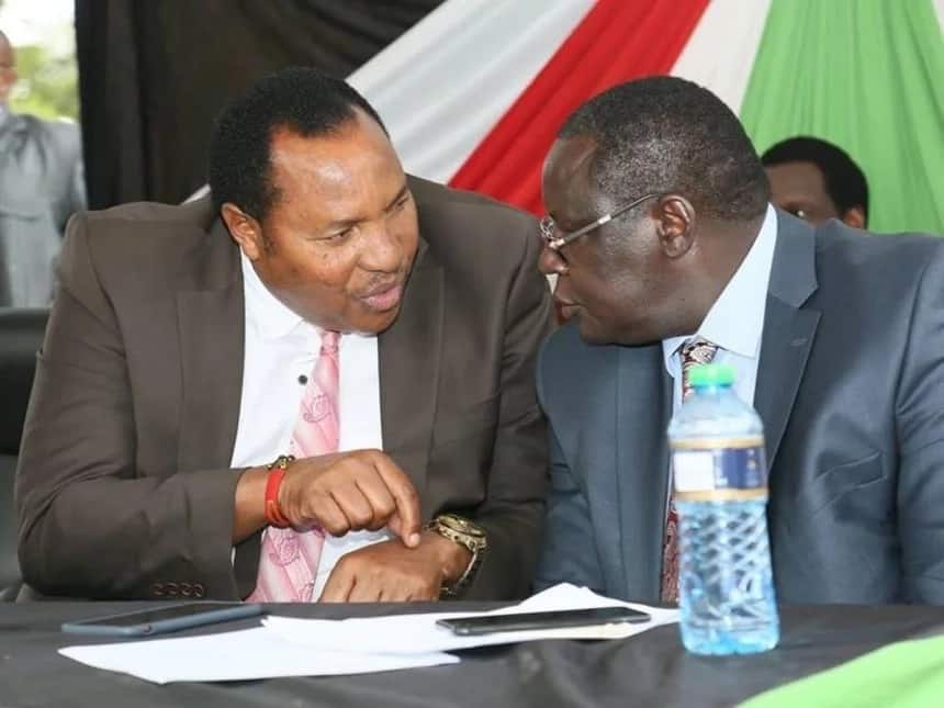 Things fall apart as Kiambu governor Waititu calls his deputy illiterate in nasty fallout