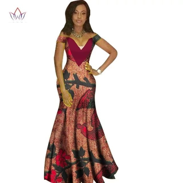 Kitenge dress designs for weddings