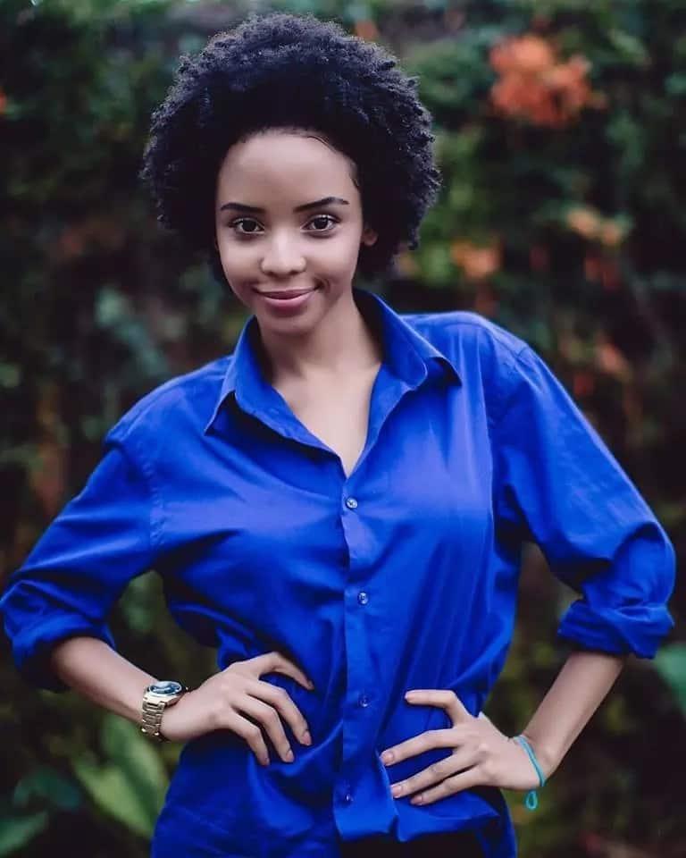 'Girlfriend' wa Nick Muchuma hatimaye amfichua mtoto wake