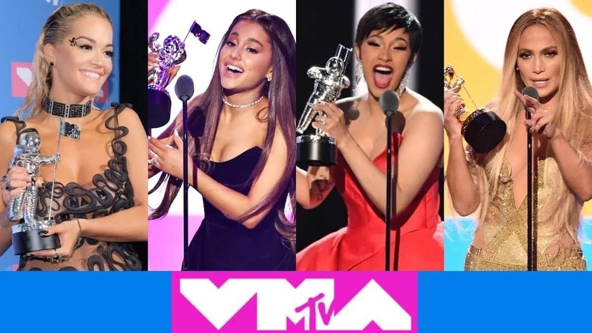 MTV VMA VMA VMA 2018 MTV music awards