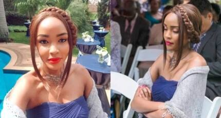 I prefer dating old men, young men are only good in pictures - TV girl Joey Muthengi