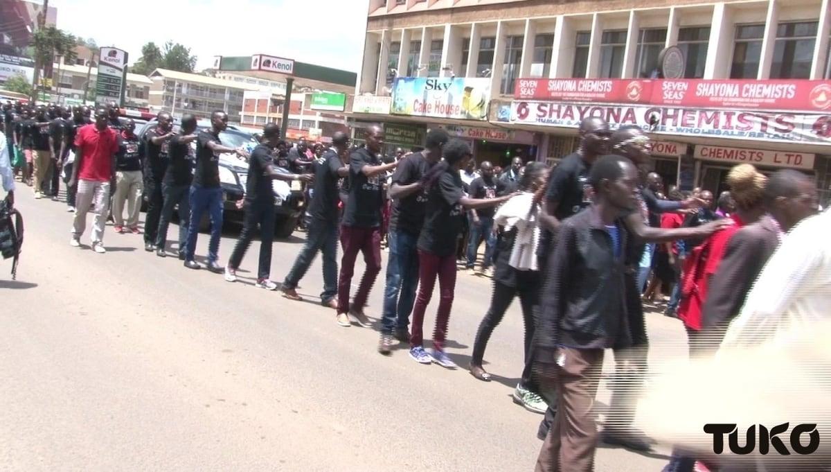 Shughuli zasitishwa Eldoret huku mwili wa bingwa wa Kenya wa 400m Nicholas Bett ukiwasili kwa mazishi