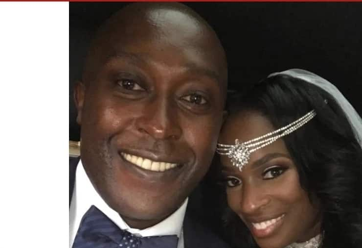 American reality TV star and her Kenyan beau announce pregnancy months after wedding in Nairobi