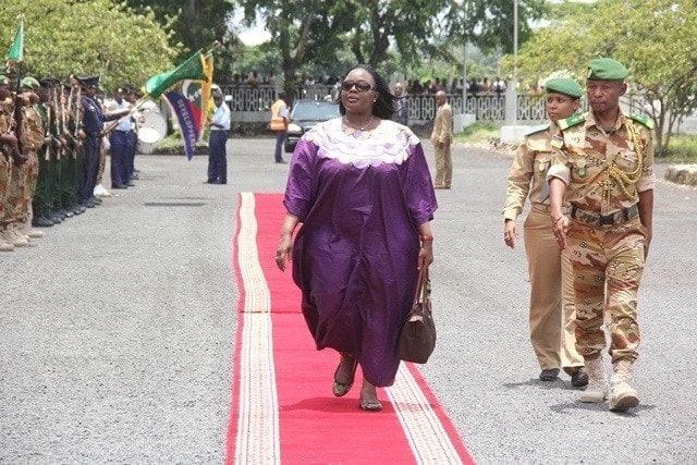 CS Raychelle Omamo encourages school girls to embrace curvaceous bodies, big behinds