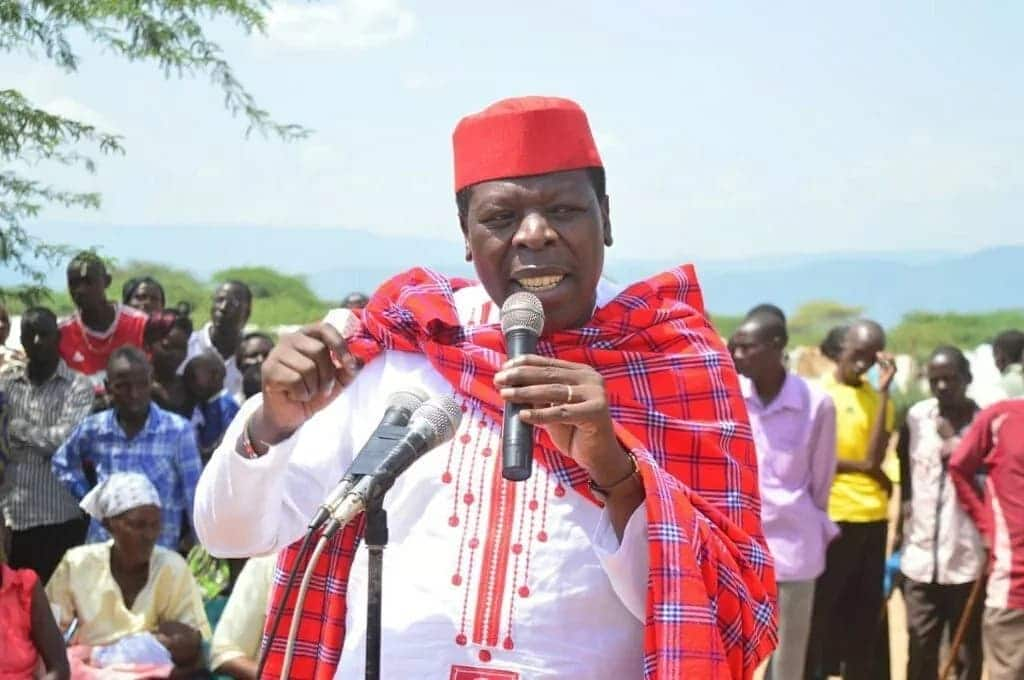 My people come first, not party positions – Jubilee chief whip Washiali
