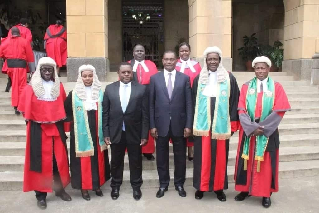 Why Chief Justice David Maraga is a man under siege